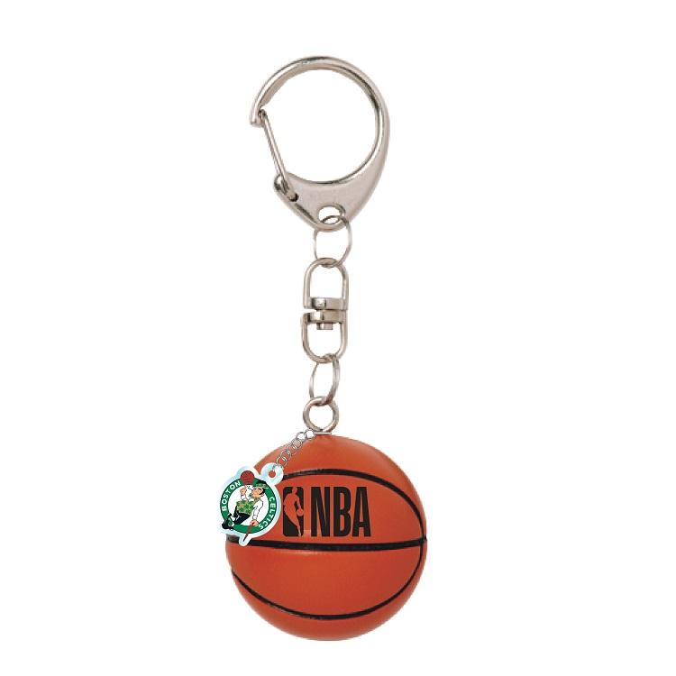 お買得 NBA オフィシャルグッズ 与え ボール型キーホルダー ボストン Boston セルティックス Celtics