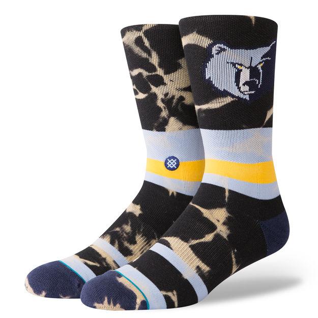 Stance Mens Thunder Acid Wash Socks