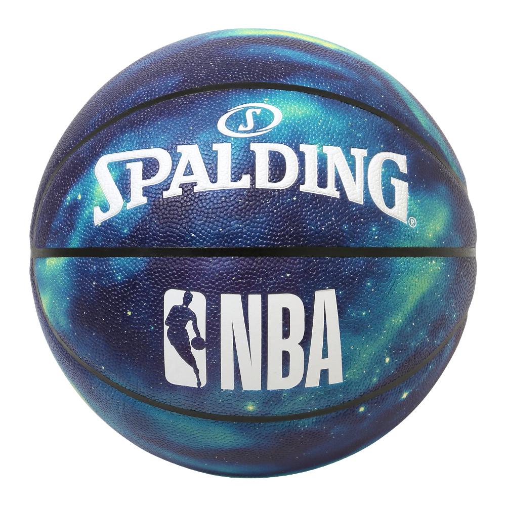 NBA公式グッズ Spalding NBA公式 バスケットボール 7号球 屋内用に最適 スター 超定番 大特価!! 合成皮革 スポルディング