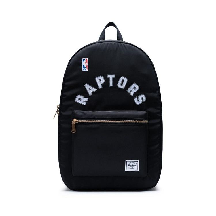 Herschel Supply(ハーシェルサプライ) NBA Champions トロント・ラプターズ Dark Blue/Black/White セトルメントバックパック リュック / Settlement Backpack Tronto Raptors