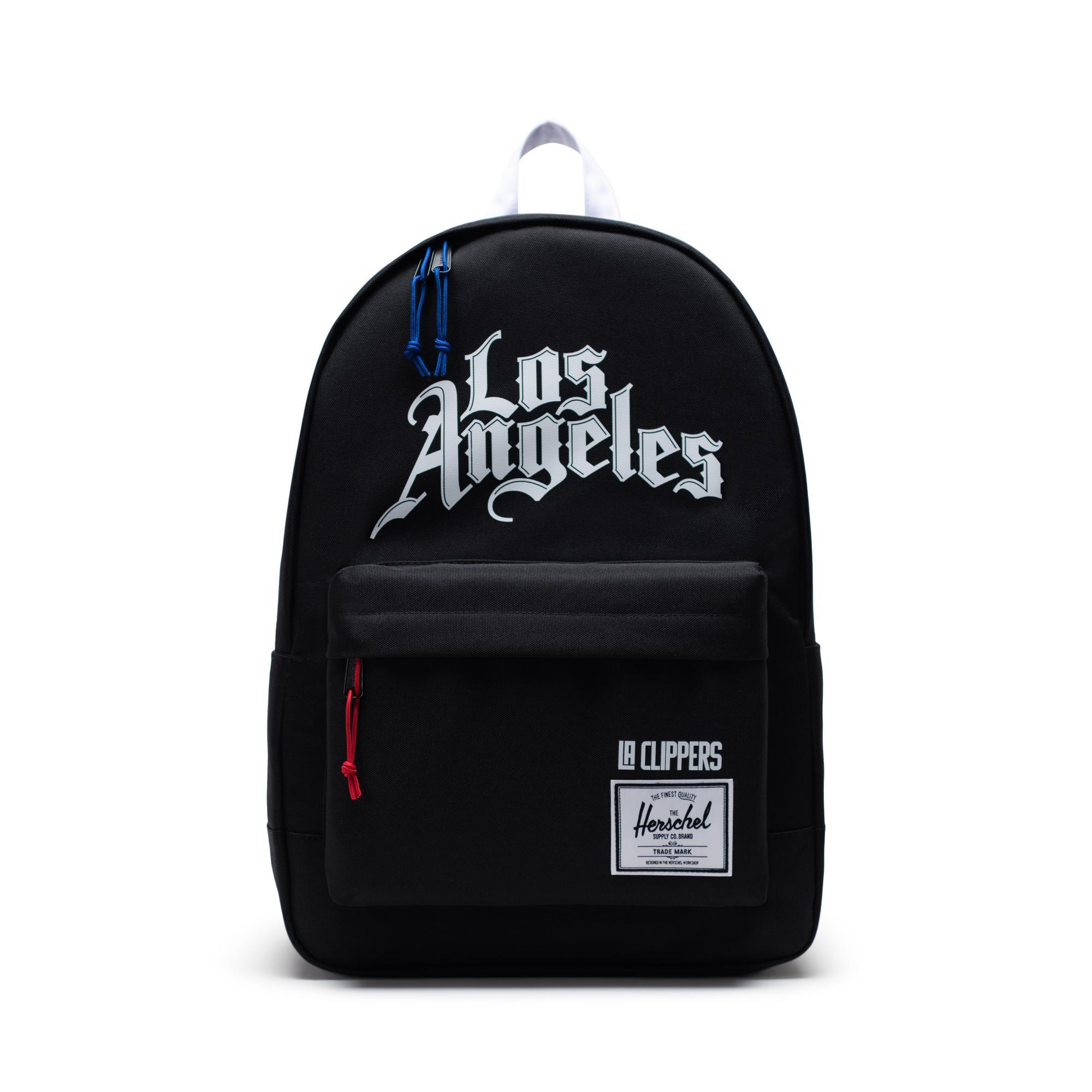 2020 City Editionシリーズ NBA Edition シティエディション 贈与 Herschel ハーシェル クラシックバックパックXL Los ロサンゼルス リュック Angeles クリッパーズ Clippers 永遠の定番