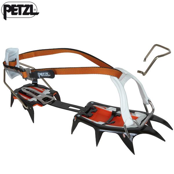 PETZL(ペツル) T05A LLU バサック レバーロック ユニバーサル