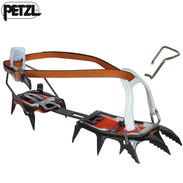 PETZL(ペツル) T10A LLU サルケン レバーロック ユニバーサル