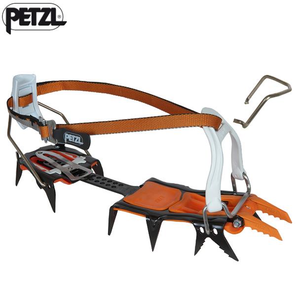 PETZL(ペツル) T24A LLU リンクス レバーロック ユニバーサル