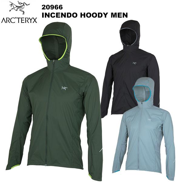ARC'TERYX(アークテリクス) Incendo Hoody Men's(インセンド フーディ メンズ) 20966