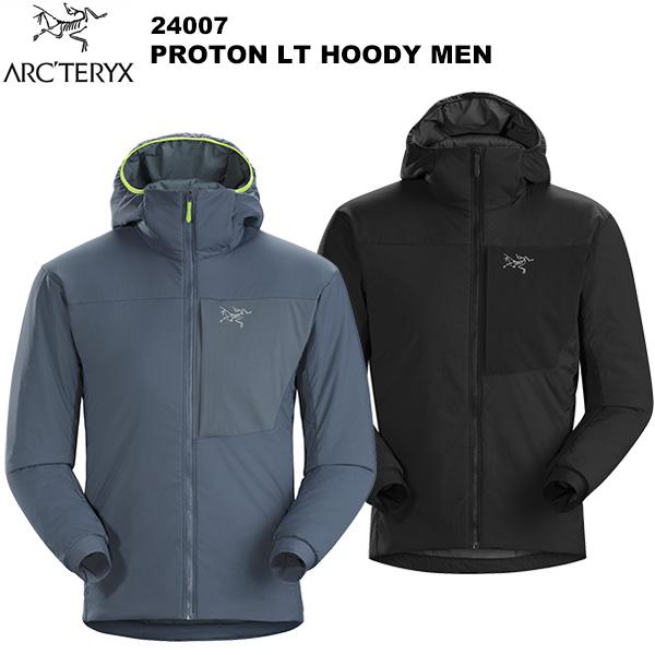 ARC'TERYX(アークテリクス) Proton LT Hoody Men's(プロトン LT フーディー メンズ) 24007