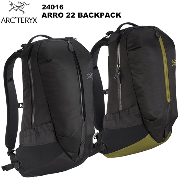 ARC'TERYX(アークテリクス) ARRO 22 Backpack(アロー 22 バックパック) 24016