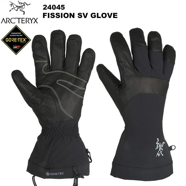 ARC'TERYX(アークテリクス) Fission SV Glove(フィション SV グローブ) 24045