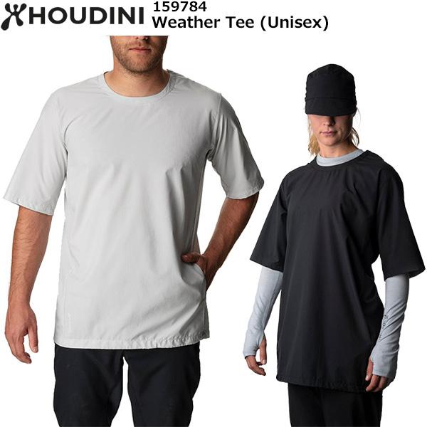 HOUDINI(フーディニ) Weather Tee 159784 (Unisex)
