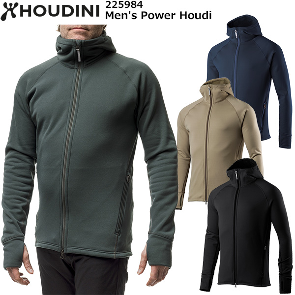 HOUDINI(フーディニ) Men's Power Houdi 225984