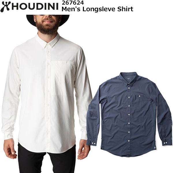 HOUDINI(フーディニ) Men's Longsleve Shirt 267624