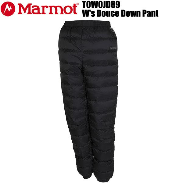 MARMOT(マーモット) W's Douce Down Pant (ウィメンズデュースダウンパンツ) TOWOJD89