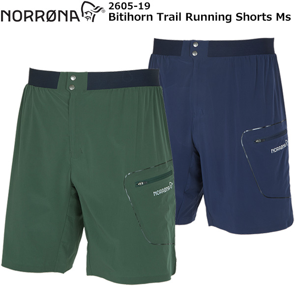 NORRONA(ノローナ) Bitihorn Trail Running Shorts Men's 2605-19