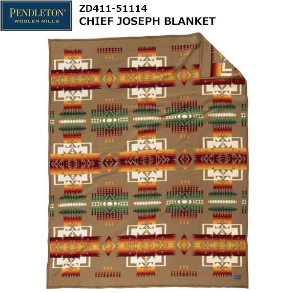 【逸品】 PENDLETON(ペンドルトン) Chief Joseph Joseph Blanket Chief ZD411-51114 ZD411-51114 (カーキ), シートカバーStudioフルファンゴ:a20f4ec8 --- konecti.dominiotemporario.com