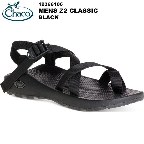 Chaco(チャコ) Z/2 クラシック Men's (Black) 12366106