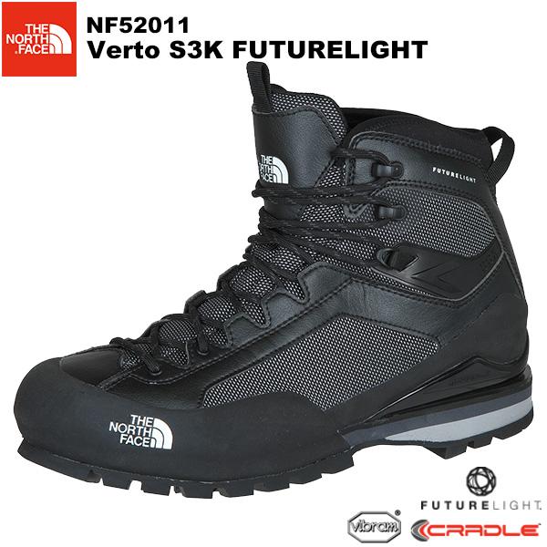 THE NORTH FACE(ノースフェイス) Verto S3K FUTURELIGHT (ヴェルトS3Kフューチャーライト) NF52011 カラー/KW