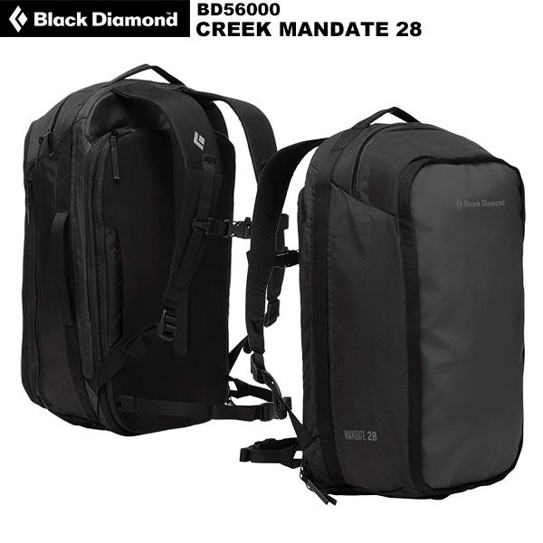Black Diamond(ブラックダイヤモンド) クリークマンデート28 BD56000