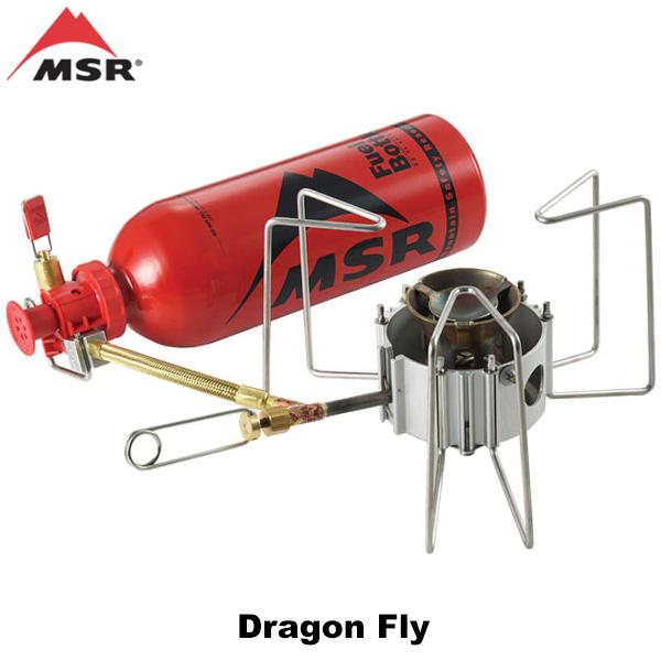 MSR ドラゴンフライストーブ