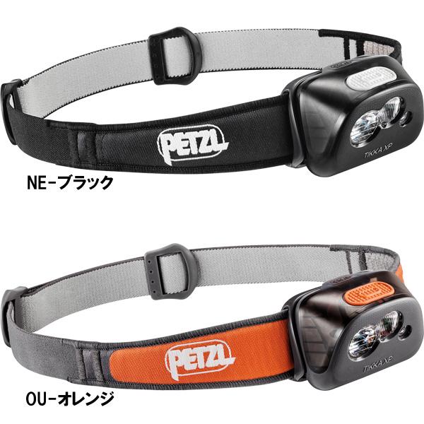 PETZL(ペツル) E99H ティカ XP  2016年モデル