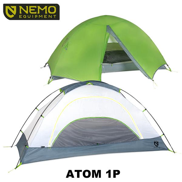 NEMO(ニーモ・イクイップメント) アトム 1P NM-ATM-1P-GN