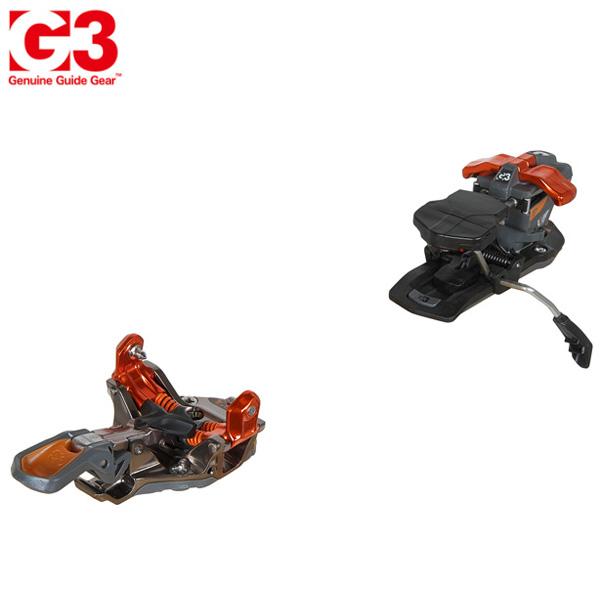 G3(ジースリー) ION 10 (アイオン10) 【100mmブレーキ付】7400992