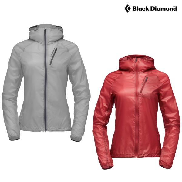 【セール】ブラックダイヤモンド ディスタンスウィンドシェル WOMENS ウィンドシェル 軽量 コンパクト 女性用