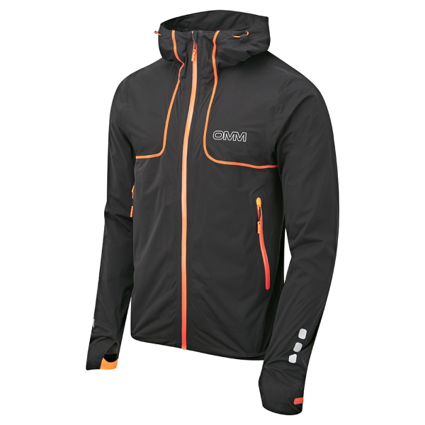 【送料無料】OMM Kamleika Jacket Black