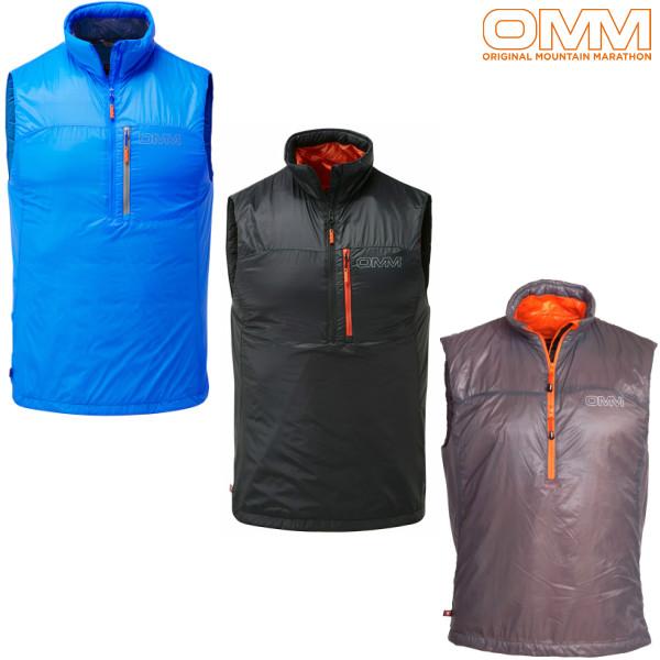 【セール】 OMM ローターベスト MENS ベスト プリマロフト アウトドア 登山 トレッキング ランニング