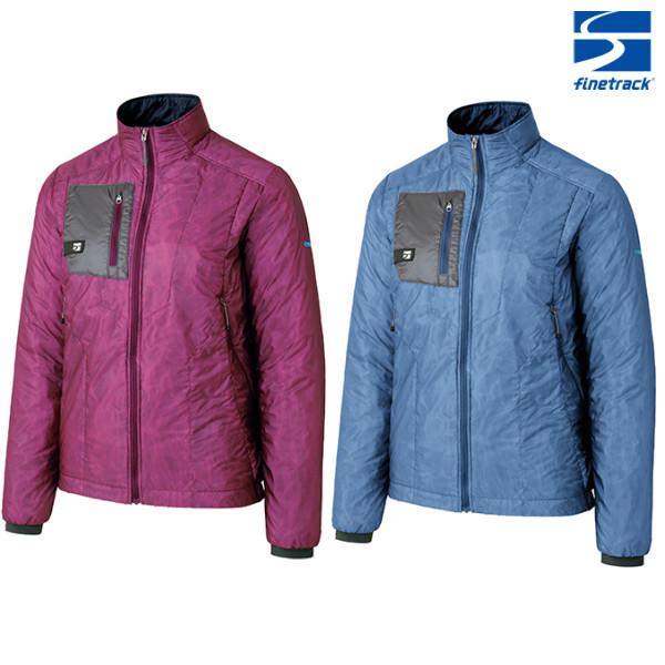 【送料無料】ファイントラック ポリゴン2ULジャケット WOMENS FIW0301【あす楽】