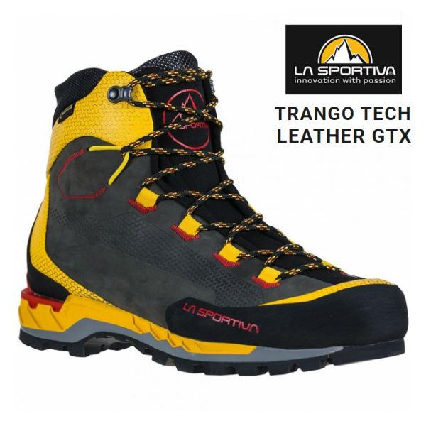スポルティバ トランゴ テック レザー GTX メンズ 登山 登山靴 トレッキング