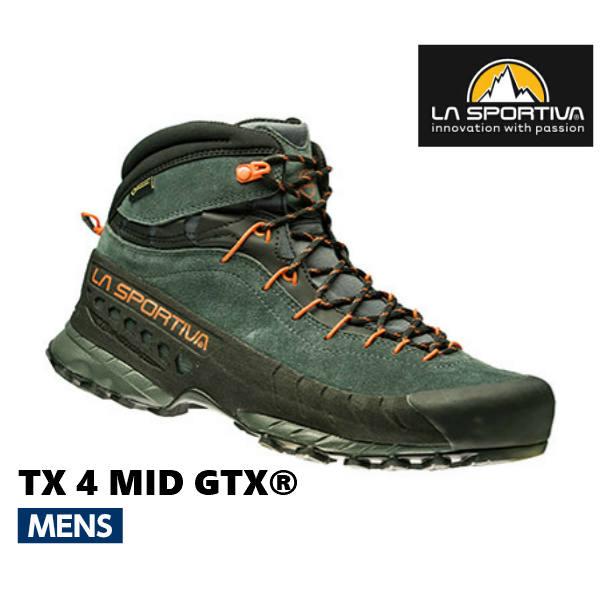 スポルティバ TX 4 MID GTX® トラバースX4ミッドGTX®