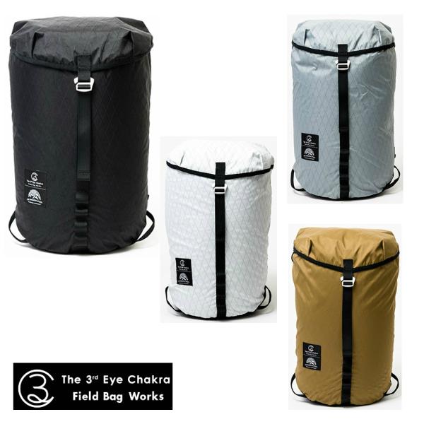 サードアイチャクラ The Backpack#002 Packable サードアイ バックパック パッカブル X-PAC ウルトラライト UL 軽量