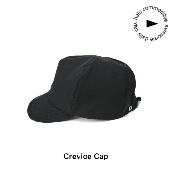 halo 新作通販 commodity キャップ 帽子 クレビスキャップ ハロコモディティ 全国どこでも送料無料