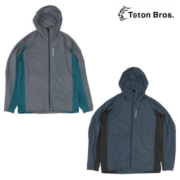 【セール】ティートンブロス スムースジャケット ユニセックス インサレーション ランニング トレラン トレイルランニング ティートンブロス octa TETONBROS