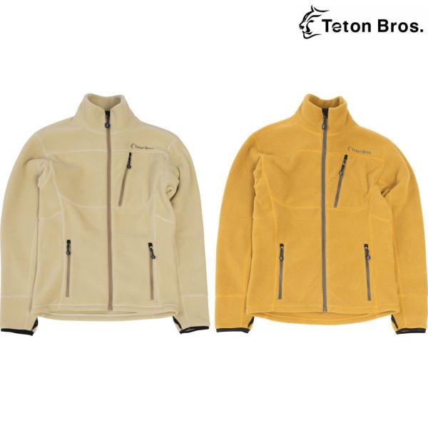 【セール】ティートンブロス ムージー2ジャケット WOMENSウィメンズ レディース フリース ジャケット 2019モデル ムージー TETONBROS