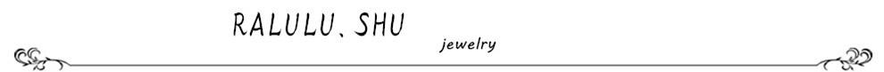 RALULU.SHU:天然石(パワーストーン)のハンドメイドジュエリーショップです。
