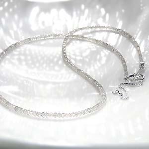 K18WG ホワイトゴールド ホワイトダイヤモンドネックレス 13カラット ダイヤモンドネックレス レディース ファッション・ジュエリー・アクセサリー・ネックレス・ゴールド・ダイヤモンド・ギフト・プレゼント・4月誕生石