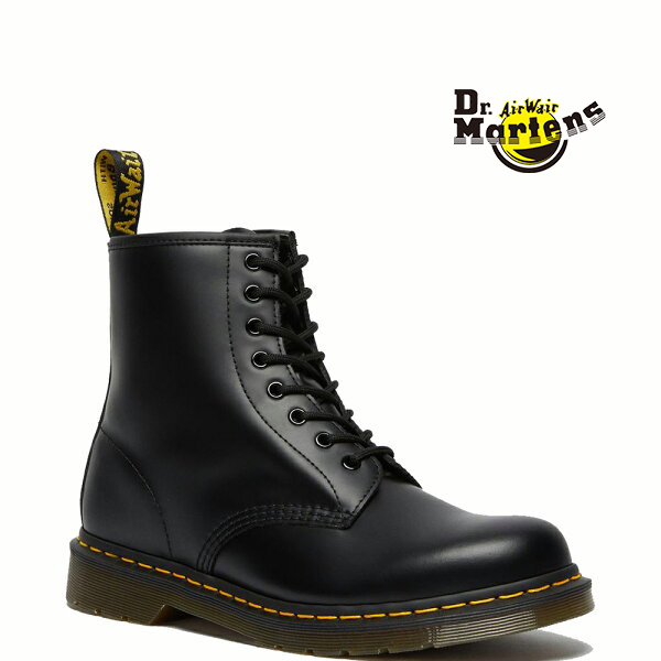 送料無料 SALE 8ホール 正規品 ポイント10倍 Dr.Martens ドクターマーチン 1460 8EYE BOOT メンズシューズ 11822006 メンズブーツ SMOOTH 爆買い送料無料 BLACK カジュアルシューズ 革靴 ブラック
