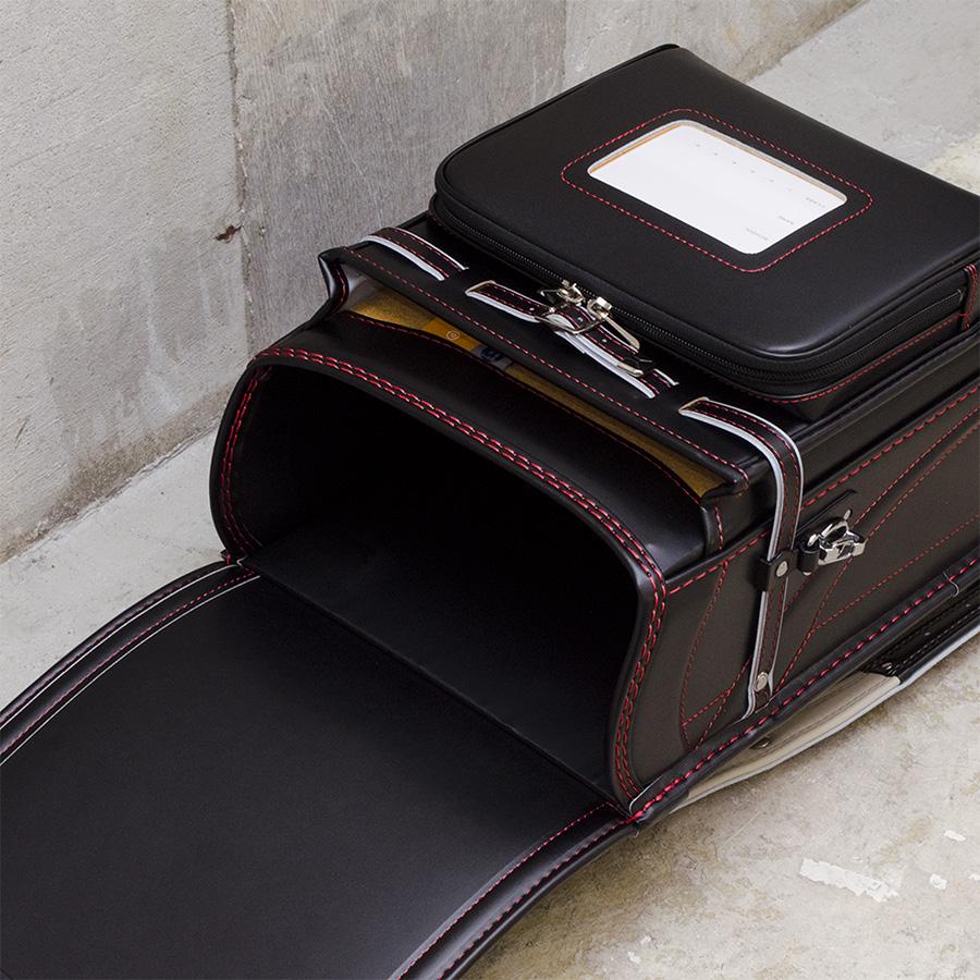 ランドセル 2020 クラリーノ(R) ソルシルバー [SS593] 男の子 日本製 A4フラットファイル対応 2020モデル A4 フラットファイル【黒(ブラック)/青(マリンブルー)/赤(レッド カーマイン)/重量 約1,090g】