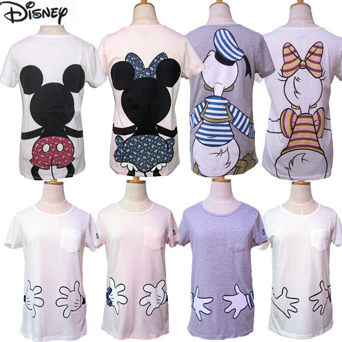 ミッキーなどキャラクターのワンポイントがお洒落なTシャツや、ポロシャツのおすすめを教えてください!