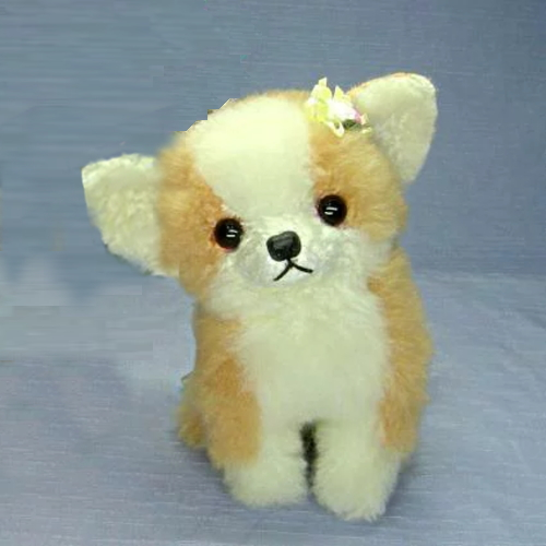 Ranran Order Stuffed Chihuahua Red Amp White Handmade Real