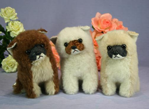 柴犬 ぬいぐるみ プレゼント ギフト 作家 手作り品 オリジナル ハンドメード 毛皮 ギフト イヌ