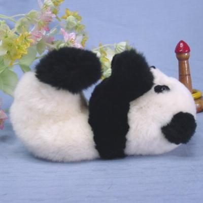 ベビーパンダ 上野 パンダ ぬいぐるみ 赤ちゃん プレゼント ギフト 上野駅パンダ 清水拓司 手作り品 ぬいぐるみパンダ シャンシャン