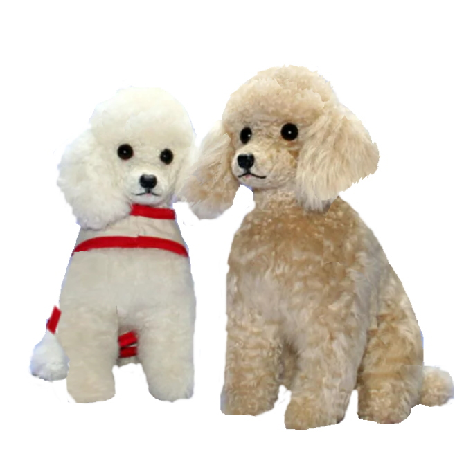 Ranran General Plush Poodle Plush Toy Poodle And Dog Loved The