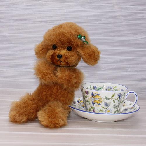 Ranran Rakuten Global Market With A Poodle Plush Poodle