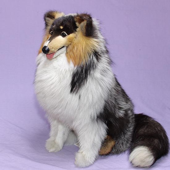 完全オリジナル ハンドメイド ギフト 最高級品はもはや芸術品 ディベア 毛皮 おもちゃ ぬいぐるみ イヌ クリスマスギフト プレゼント品
