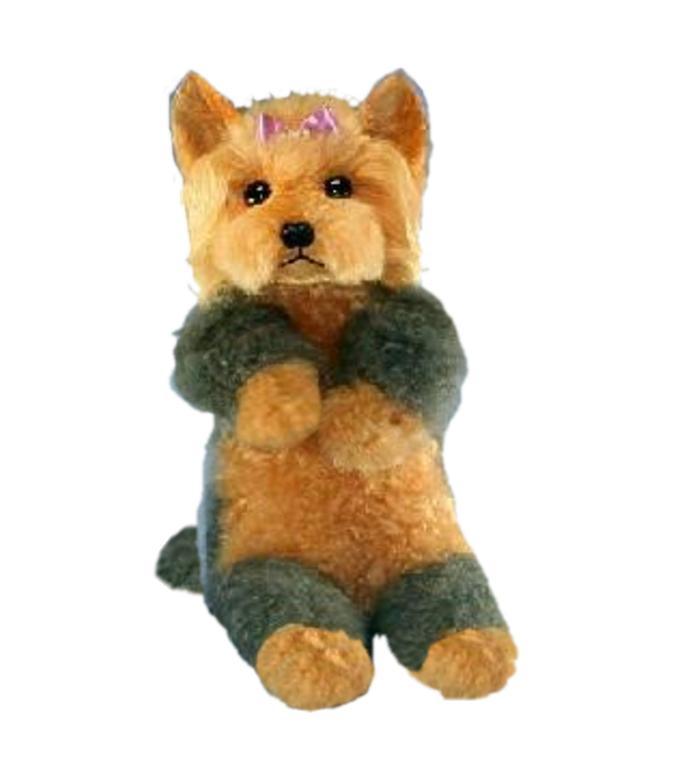Ranran Yorkshire Terrier Real Stuffed Plush Order Plush Dog