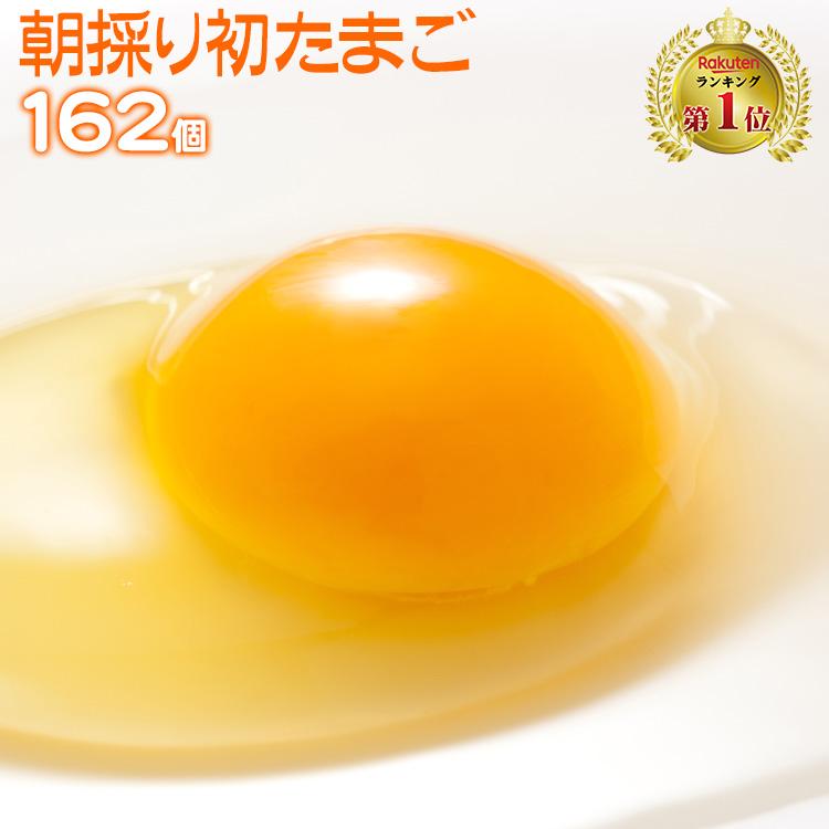 有名ホテルの御用達 若いお母さんが最初に産んだ 国内正規総代理店アイテム 朝採り新鮮たまご 安心安全にこだわった 自社農場直送 黄身の旨味がギュッと詰まった自慢の卵です 結婚祝い 九州熊本産 たまご 卵 玉子 卵焼き 送料無料 熊本県産 162個 美味しい たまごかけごはん 初 朝採り 破損補償10個含む 九州 新鮮