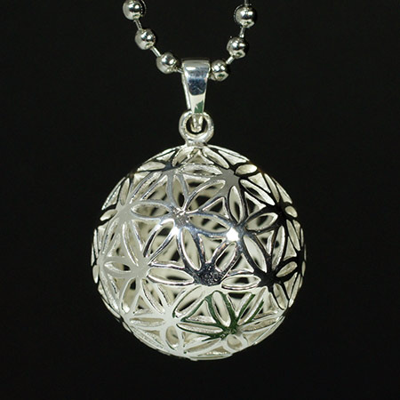 Rapanui rakuten global market flower of life essence of the life flower of life essence of the life solid ball type sterling silver pendant top tree of life tree of life old testament tree of wisdom adam and mozeypictures Gallery