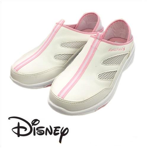 ナースサンダルからディズニーシリーズが登場 Disney ミッキーマウス スリッポン ピンク 6989 ディズニー ミッキー ナースシューズ シューズ かわいい キャラクター 新着セール スニーカー スリッパ 軽い 会社 ベランダ サンダル オフィスサンダル おしゃれ つっかけ オフィス 楽々 人気 クッション ナース